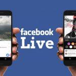 Facebook transliacija – tiesiogiai čia ir dabar
